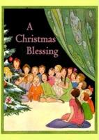 A Christmas Blessing 1883211085 Book Cover