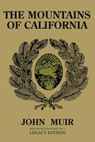 The Mountains of California 087156663X Book Cover