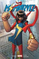 Ms. Marvel by G. Willow Wilson Vol. 5 1302917358 Book Cover