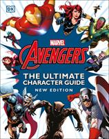 Marvel Avengers Character Guide New Edition 0744043247 Book Cover