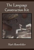 The Language Construction Kit 098447000X Book Cover