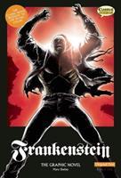 Frankenstein The Graphic Novel: Original Text 1906332509 Book Cover