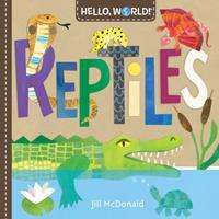 Hello, World! Reptiles 0593174976 Book Cover
