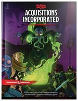 Acquisitions Incorporated 0786966904 Book Cover