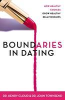 Boundaries in Dating 0310200342 Book Cover