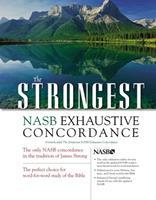 The Zondervan NASB Exhaustive Concordance 0310262844 Book Cover