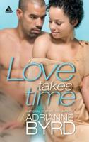 Love Takes Time (Arabesque) 037383117X Book Cover