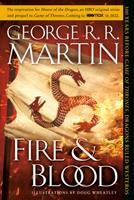 Fire and Blood 152479628X Book Cover
