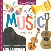 Hello, World! Music 0593303857 Book Cover