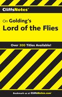 Golding's the Lord of the Flies (Cliffs Notes) 0822007541 Book Cover