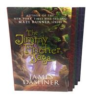 Jimmy Fincher Saga Set 1462120229 Book Cover