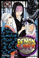 Demon Slayer: Kimetsu no Yaiba, Vol. 16 1974714772 Book Cover