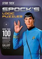 Spock's Logic Puzzles: More Than 100 Riddles, Conundrums and Observations from Across the Galaxy 1780975740 Book Cover