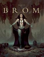 Art of Brom 1933865504 Book Cover