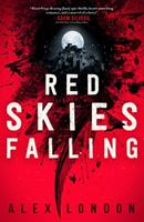 Red Skies Falling 0374306842 Book Cover