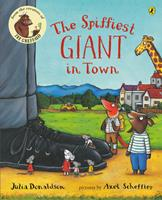 The Smartest Giant in Town 0330532480 Book Cover