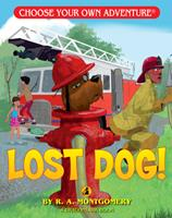 Lost Dog! (Choose Your Own Adventure: Young Readers, #31) 193339000X Book Cover