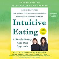 Intuitive Eating: A Revolutionary Anti-diet Approach 1664788263 Book Cover