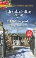 High-Stakes Holiday Reunion and Yuletide Jeopardy: An Anthology 1335448160 Book Cover