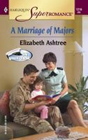 A Marriage of Majors 0373712162 Book Cover