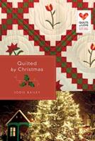 Quilted by Christmas 1426773617 Book Cover
