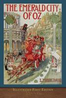 The Emerald City of Oz 034532028X Book Cover