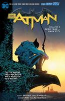Batman, Volume 5: Zero Year: Dark City 1401253350 Book Cover