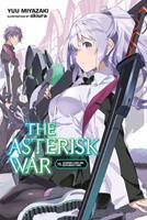 The Asterisk War, Vol. 15 (light novel) 1975316398 Book Cover