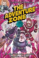 The Adventure Zone: The Crystal Kingdom 1250232651 Book Cover