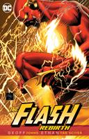 The Flash: Rebirth 1401230016 Book Cover