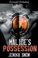 Malice's Possession 1773390031 Book Cover