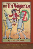 The Tin Woodman of Oz 0345317955 Book Cover