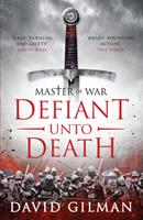 Master of War: Defiant Unto Death 1781851905 Book Cover