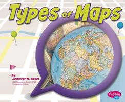 Types of Maps 1476531242 Book Cover