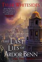 The Last Lies of Ardor Benn 0316520322 Book Cover