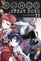 Bungo Stray Dogs, Vol. 11 1975304497 Book Cover