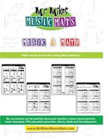 Music and Math: MrMikesMusicMats 1087423619 Book Cover