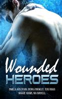Wounded Heroes Anthology 1704046130 Book Cover