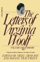 The Flight of the Mind: The Letters of Virginia Woolf, Volume 1: 1888-1912 0156508818 Book Cover