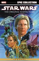 Star Wars Legends Epic Collection: The Original Marvel Years, Vol. 5 1302929895 Book Cover