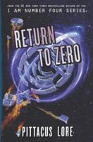 Return to Zero 0062493809 Book Cover