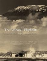 The Amboseli Elephants: A Long-Term Perspective on a Long-Lived Mammal 0226542238 Book Cover