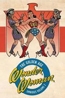 Wonder Woman: The Golden Age Omnibus Vol. 2 1401271464 Book Cover
