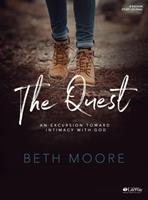 The Quest - Study Journal: An Excursion Toward Intimacy with God 1462766609 Book Cover