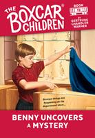 Benny Uncovers a Mystery 0807506451 Book Cover