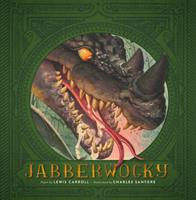 Jabberwocky: With New Illustrations by Paul Elwin Rodgers 0670840858 Book Cover