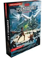 Dungeons & Dragons Essentials Kit (D&d Boxed Set) 0786966831 Book Cover