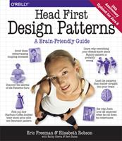 Head First Design Patterns 0596007124 Book Cover