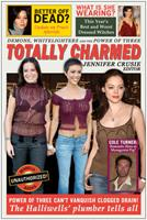 Totally Charmed: Demons, Whitelighters and the Power of Three (Smart Pop series) 1932100601 Book Cover