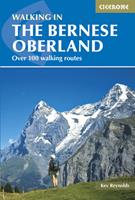 Walking in the Bernese Oberland 1852847964 Book Cover